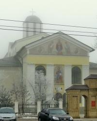 Храм Святого равноапостольного князя Владимира в г.Волгограде