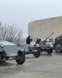 Музей-панорама «Сталинградская битва» в г.Волгограде