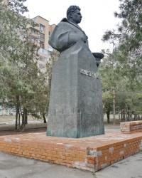 Памятник В.И.Чуйкову в г.Волгограде