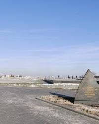 Воинское мемориальное кладбище на Мамаевом кургане в г.Волгограде