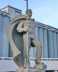 Памятник морякам-североморцам в г.Волгограде