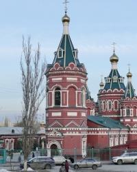 Казанский кафедральный собор в г.Волгограде
