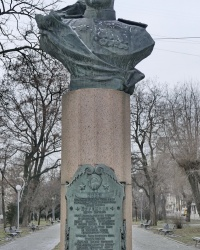 Памятник ГСС В.С.Ефремову в г.Волгограде
