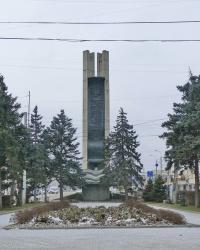 Памятник основателям города Царицына в г.Волгограде