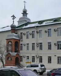 Свято-Духовский мужской монастырь в г.Волгограде