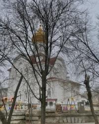 Храм Веры, Надежды, Любови и матери их Софии при больнице №5 в г.Волгограде