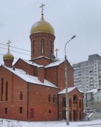 Храм иконы Божией Матери «Знамение» в г.Волгограде