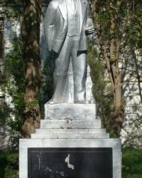 Памятник В.И.Ленину в Курортном парке г.Саки