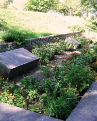 Братская могила на Замковой горе в г.Чигирин