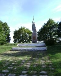 Памятник в честь 25-летия освобождения Светловодского района