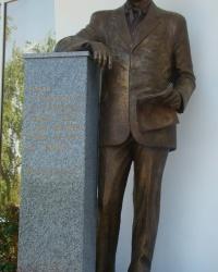 Памятник В.И.Вернадскому в г.Симферополь