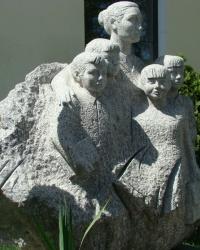 Памятник учителю в г.Симферополь