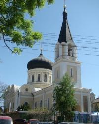 Кафедральный собор Святых апостолов Петра и Павла в г.Симферополь