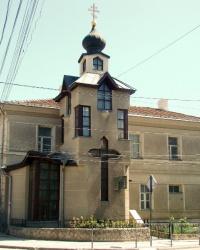 Часовня святителя Луки в г.Симферополь