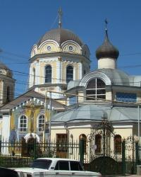 Свято-Троицкий кафедральный собор в г.Симферополь