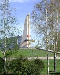 Курган Славы в г.Комсомольск