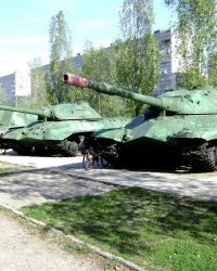 Сквер им. 50-летия Победы в г.Комсомольск