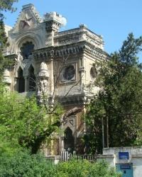 Караимская кенасса в г.Симферополь