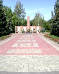 Мемориал воинам-освободителям в г.Комсомольск