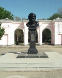 Памятник Т.Г.Шевченко в г.Симферополь