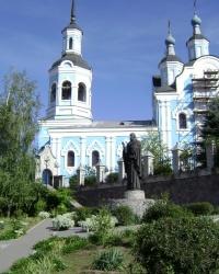 Храм Святителя Николая Чудотворца в г.Комсомольск