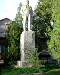 Памятник В.И.Ленину в с.Ольховатка