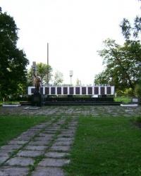 Воинский мемориал в с.Дашковка (Кобеляцкий р-н)