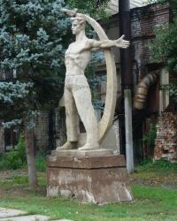 Памятник ''К звездам'' в г.Харьков