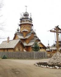 Всехсвятский скит Святогорской лавры в г.Святогорск