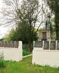 Воинский мемориал в с.Вовниги (Солонянский р-н)