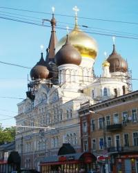 Свято-Пантелеймоновский Одесский мужской монастырь