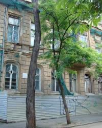 Дом, в котором жил Н.В.Гоголь в Одессе (ул.Гоголя, 11)