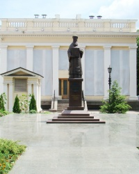Памятник святителю Иннокентию в г.Одесса