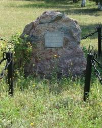 Пам'ятник Жертвам Голодомору в с.Сурсько-Михайлівка (Солонянський р-н)