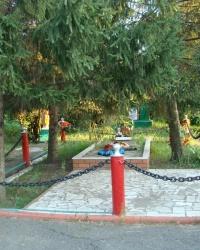 Братская могила в с.Гениевка (Змиевский р-н)