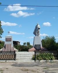 Воинский мемориал в с.Новософиевка (Никопольский р-н)