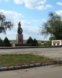 Воинский мемориал в с.Шевченково (Никопольский р-н)