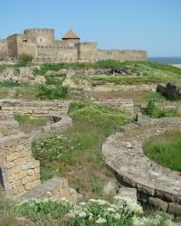 Античный город Тира