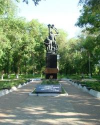 Памятник участникам Татарбунарского восстания 1924 года (г.Татарбунары)