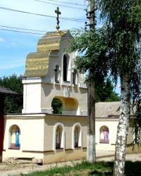 Храм в честь Ксении Римляныни в г.Днепропетровске