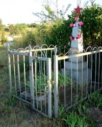 Памятник воинам, павшим при форсировании Днепра в 1943г. (пос. Лоц-Каменка)