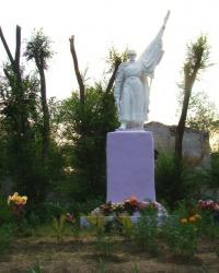 Памятник воинам-освободителям в парке им. Воронцова.