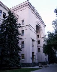 Дом Екатеринославского городского общества (ул. Комсомольская, 52)