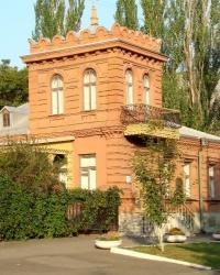 Дом-музей Д.И.Яворницкого