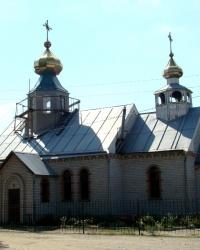 Храм в честь святого праведного Иоанна Кронштадтского в Днепропетровске