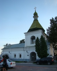 Чоловічий монастир на честь Архістратига Михаїла в м.Переяслав-Хмельницький