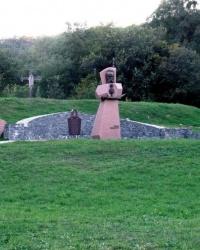 Пам'ятник Івану Підкові в м.Канів