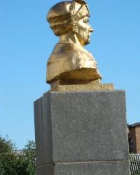 Памятник Б.Хмельницкому в г.Черкассы