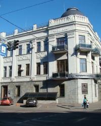 Музей ''Кобзаря'' Т.Г.Шевченка в м.Черкаси