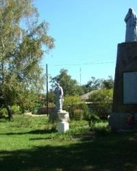 Памятник односельчанам, погибшим в годы Великой Отечественной войны в с.Медведевка